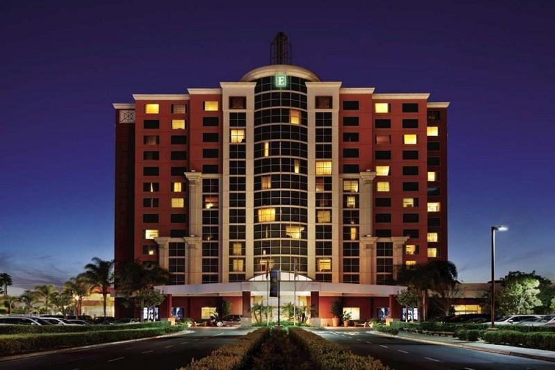 Embassy Suites Hotel, Garden Grove