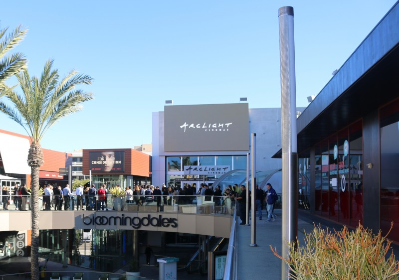 Santa Monica Place Arclight Cinemas